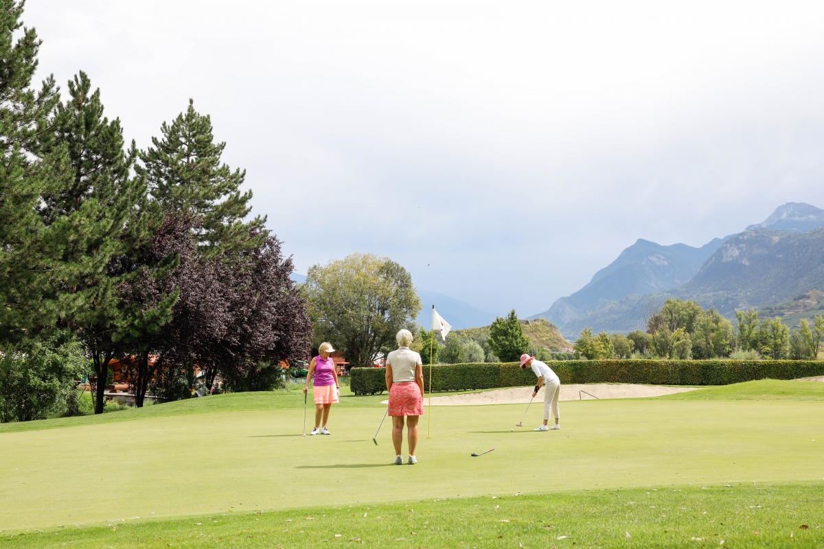 podcast sierre golf sport
